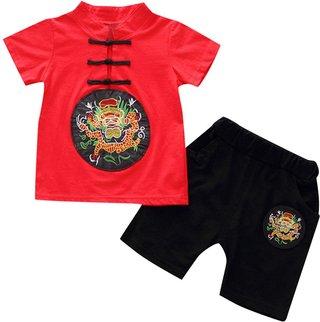 Telotuny boys set kids clothes toddler