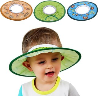 Wash Hair Shield Caps Baby Hat Soft And