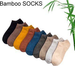 Summer High Quality Cool Mens Bamboo