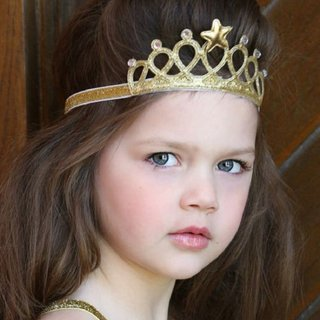 Yundfly Fashion Girls Princess Crown