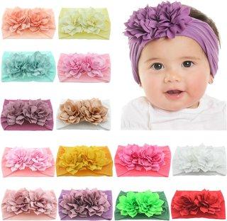 Yundfly Newborn Toddler Baby Girls Head