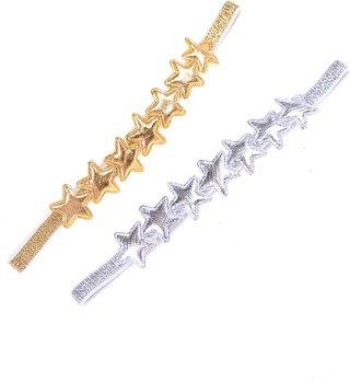 Yundfly Fashion Gold Silver Newborn