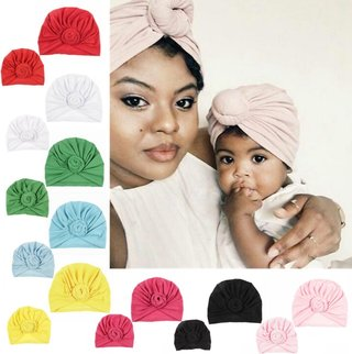 Yundfly Mommy and Me Cotton Blend Rose