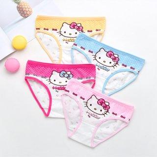 Cute Baby Girls Underwear Cotton