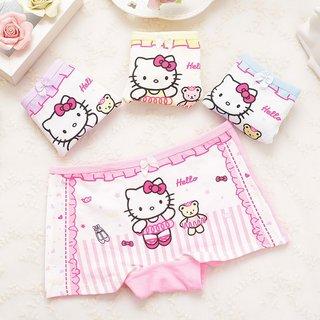 lovely cartoon panties new fashion