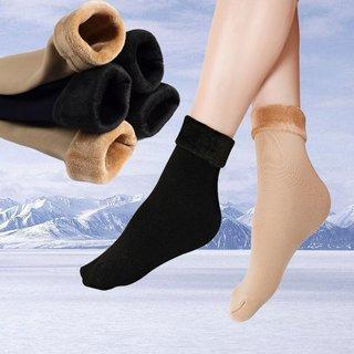 Winter Warm Stylish black long high 2