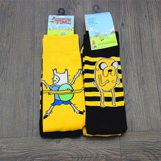 cute anime cartoon Adventure Socks