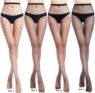 Women Sexy Fishnet Pantyhose medium