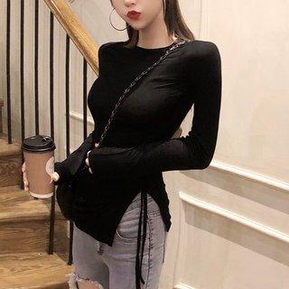 T-shirt Long Sleeve Womens Large Size