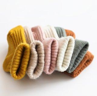 Thicken Baby Kids Socks Autumn Winter