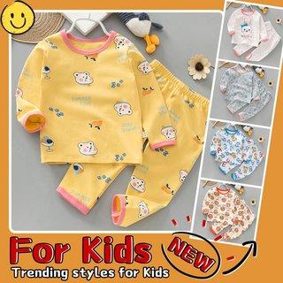 Susuray Toddler 1-10 Years Homewear