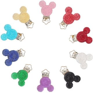 Baby Teether Pacifier Clip Chain