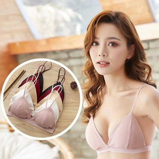 Women Sexy Bras French Style Camisoles