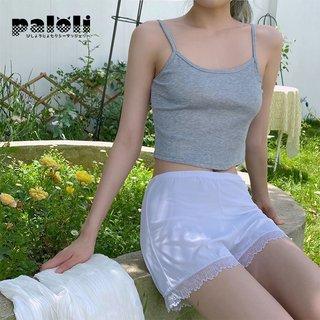 Summer Women Safety Shorts Pants High