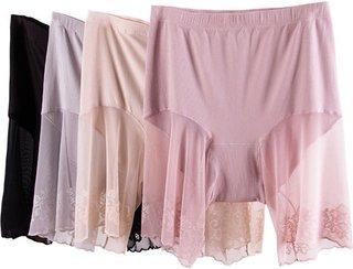 Women Plus Size Shorts Under Skirt Sexy