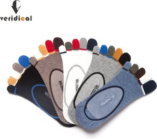 Veridical 5 Pairs/Lot Summer Mans Socks