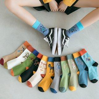 Womens socks trend in tube socks twelve