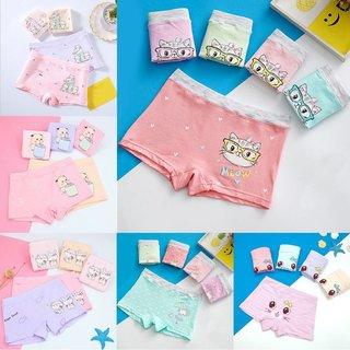 Toddler Kids Cotton Underwear Cute