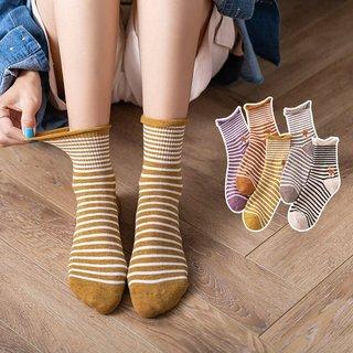 Womens Socks Middle Tube Cotton Socks
