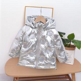 Winter Parkas Kids Jackets For Girls