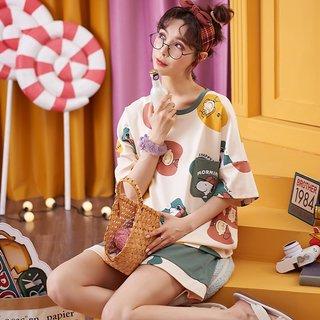 Yu Zhaolin Pajamas Summer Female
