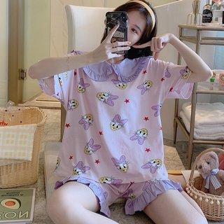 Womens Pajamas Summer Korean Style