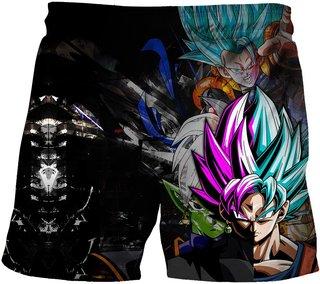 Summer Board Shorts Dragon-Ball Clothes