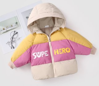 Winter Down Jacket For Girls Boys