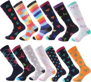 Women Men Compression Socks Crossfit