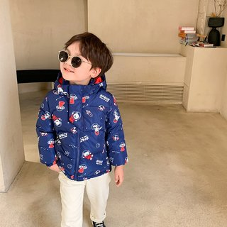 Winter Suit For Children Baby Thick