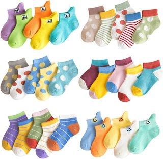 Thin Summer Baby Socks Soft Cotton Mesh