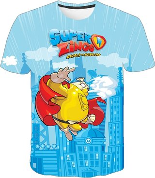 Trend Childrens Clothing 3D T-shirts