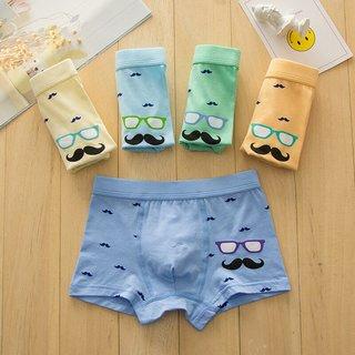 High Quality Kids Boys Underwear Cotton