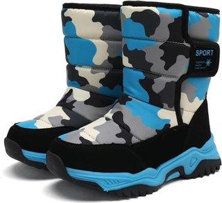 Winter Plus Belvet Childrens Snow Boots