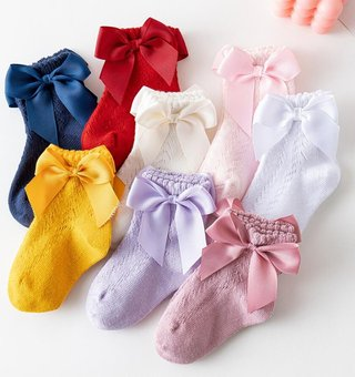0-5Years Newborn Baby Ankle Socks With