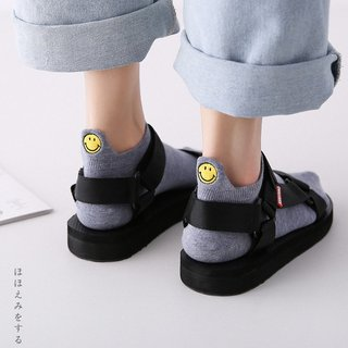 Womens Ankle Socks Shallow Mouth