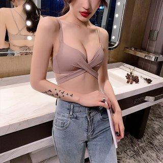 Womens Underwear Wireless Small Chest