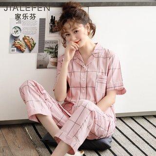 [Woven Cotton Gauze] Pajamas Womens