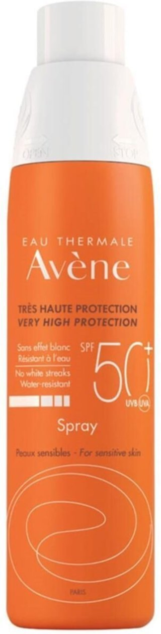 Spray Spf 50 + Very High Protection For