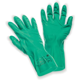 KCL Chemikalienschutz-Handschuhe Camatril® Velours 730, Größe 10