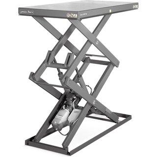 ERGO-LIFT Doppelscheren-Hubtisch, TK 500 kg, Plattform à 1.300 x 800 mm