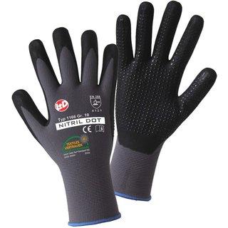 Mechanische Spezial-Schutzhandschuhe Foam none-sticky, Größe 10