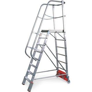 KRAUSE® Plattformleiter Vario, Ballastierung 60 kg, Standhöhe 1,90 m