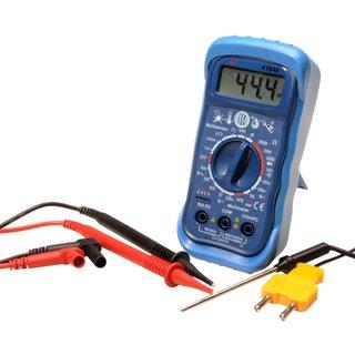 ELV Universalmessgerät ST 21, Multimeter, Schallpegel, Beleuchtungsstärke, Temperatur/Luftfeuchte