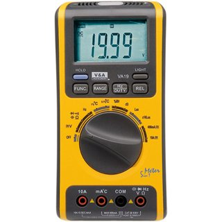 ELV 5 in 1 Multimeter/Umweltmessgerät VA19