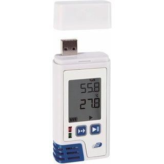 Dostmann electronic  USB-Datenlogger LOG210 für Temperatur und Feuchte