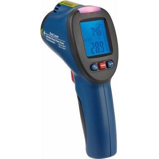 TFA Infrarot-Thermometer mit Schimmel-Detektor und Taupunkterkennung, -50°C bis +260°C