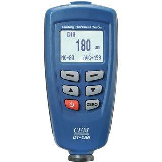 CEM Schichtdickenmessgerät DT-156 Coating Thickness Tester