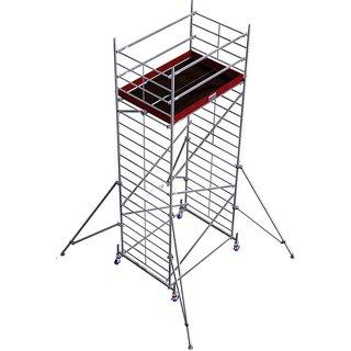 Fahrgerüst »MONTO«, 530 cm Gerüsthöhe