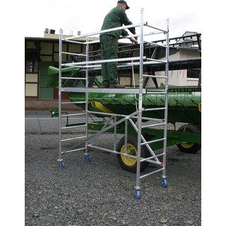 Faltgerüst »MONTO«, 280 cm Gerüsthöhe